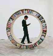 El librero circular 1