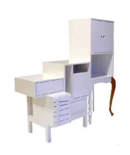 Un mueble de lo más ecléctico 1