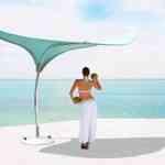 Stingray Shade Sculpture: una sombrilla de diseño 2
