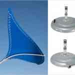 Stingray Shade Sculpture: una sombrilla de diseño 5