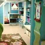 Convierte tu sótano en una alegre sala de juegos 13