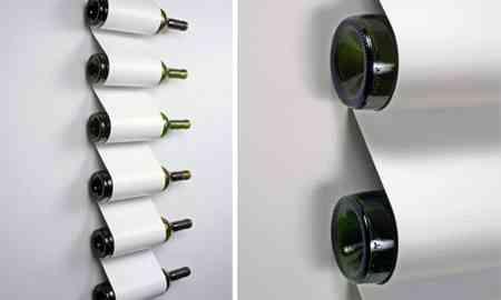 Contemporáneo rack de vinos 1