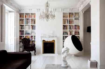 Decora tu hogar en blanco y negro 1
