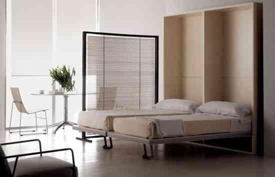 Camas plegables de sellex decoraci n de interiores - Camas muebles plegables ...