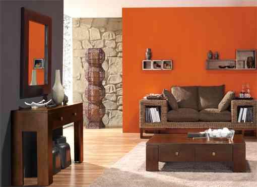 Consejos para escoger el color indicado para cada ambiente - Colores de moda para pintar el salon ...