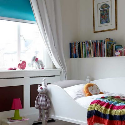 Imágenes que inspiran: 10 habitaciones infantiles repletas de color 1