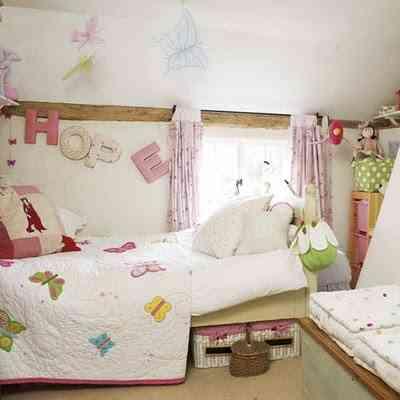 Imágenes que inspiran: 10 habitaciones infantiles repletas de color 10