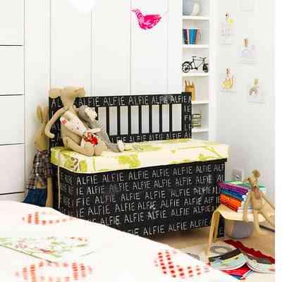 Imágenes que inspiran: 10 habitaciones infantiles repletas de color 2