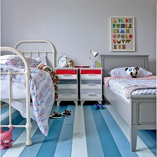 Imágenes que inspiran: 10 habitaciones infantiles repletas de color 3