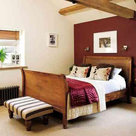 Ideas para decorar las paredes de tu dormitorio - Pinturas de decoracion de dormitorios ...