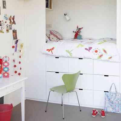 Imágenes que inspiran: 10 habitaciones infantiles repletas de color 5