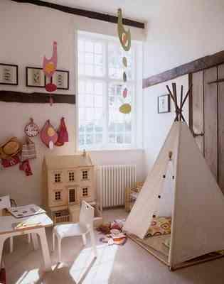 Imágenes que inspiran: 10 habitaciones infantiles repletas de color 6