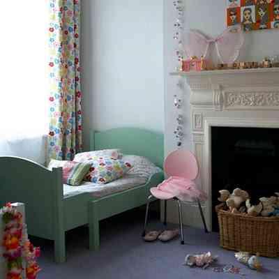 Imágenes que inspiran: 10 habitaciones infantiles repletas de color 7