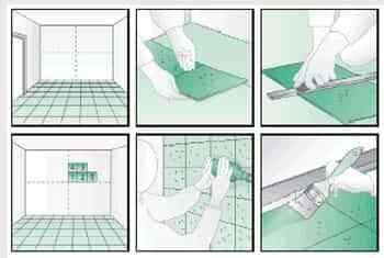 Cómo colocar manisas de corcho en las paredes 1
