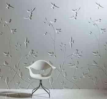 Decora tus paredes con paneles tallados 1