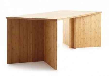 Mesa tres en uno ecol gica y minimalista deco ideas for Muebles flat pack