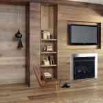 Revestimientos de madera de Harper & Sandilands 12