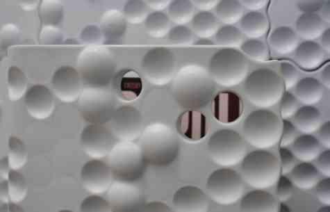Paneles de plástico para decoraciones contemporáneas 6