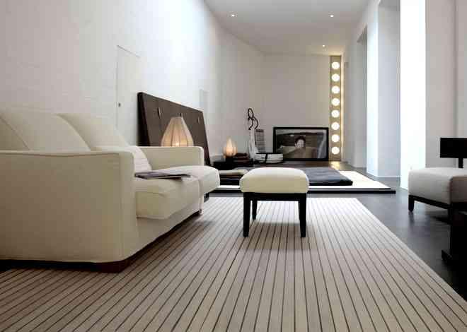 Alfombras de madera para tu hogar 1