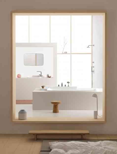 Elegancia y sencillez en la decoración de baños 1