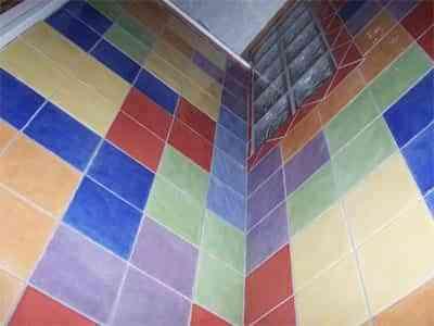 Aprende a pintar los azulejos 1
