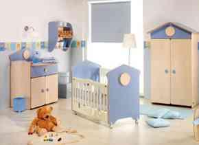 Colores para la habitación del bebé 2