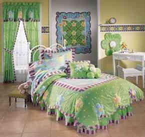 Colores para la habitación del bebé 1