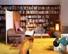 Decora tu sala de lectura 1