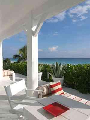 Ideas para decorar tu casa de playa decoraci n de - Decorar casa playa ...