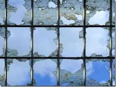 Cómo arreglar un cristal de ventana 1