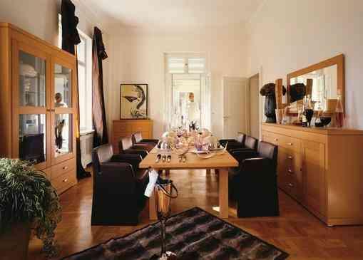 Muebles de huelsta para tu comedor diario decoraci n de for Muebles comedor diario