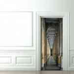 Original idea para decorar tus puertas 3