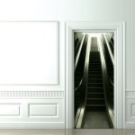 Original idea para decorar tus puertas 5
