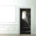 Original idea para decorar tus puertas 6