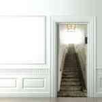 Original idea para decorar tus puertas 7