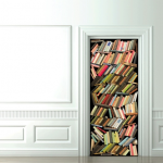 Original idea para decorar tus puertas 9