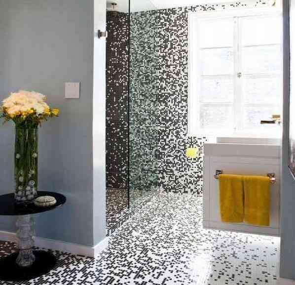 Azulejos para baños modernos - Decoración de Interiores | Opendeco
