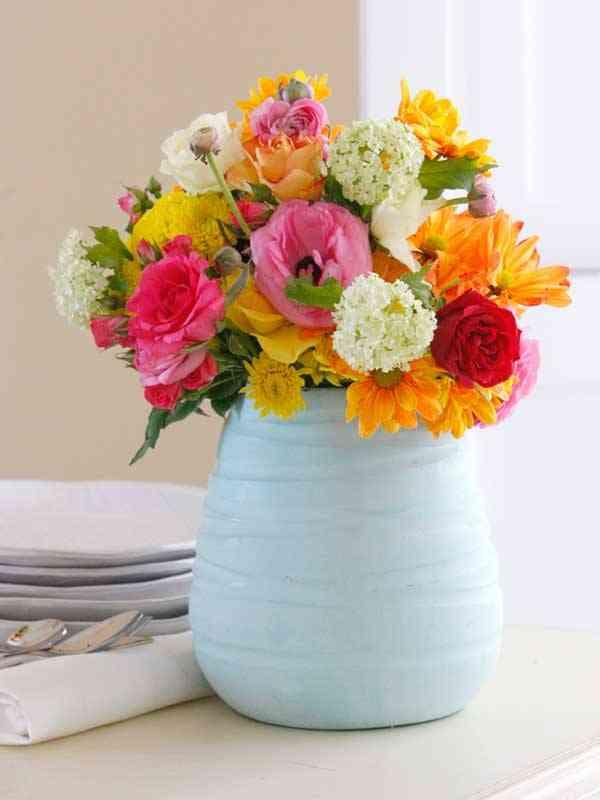 Decora tu hogar con arreglos florales 1