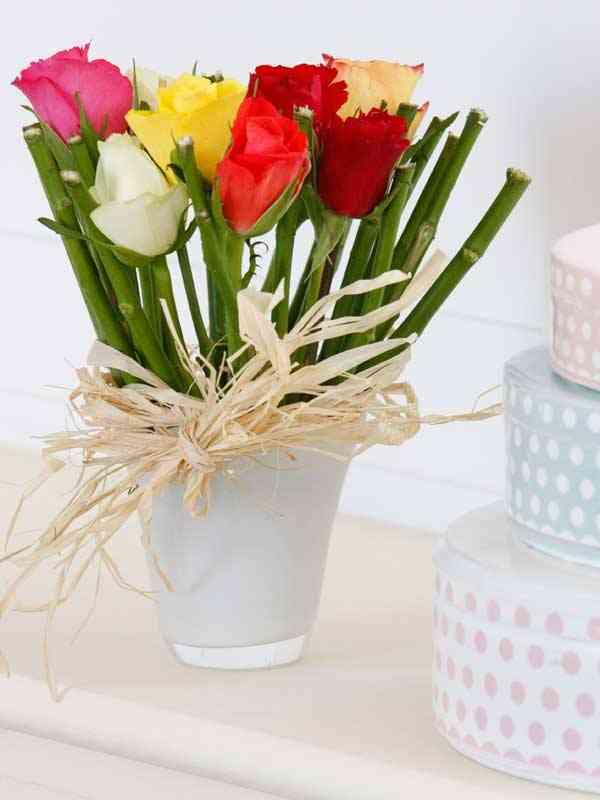 Decora tu hogar con arreglos florales 2