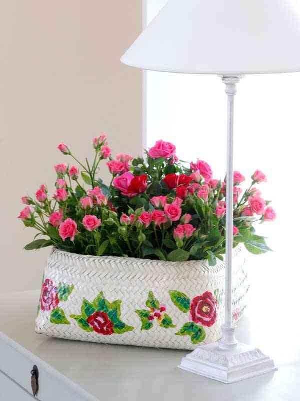 Decora tu hogar con arreglos florales 3