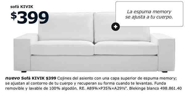 Catálogo IKEA 2011, novedades para salas de estar 2