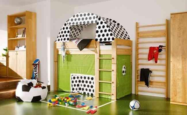 Habitaciones temáticas para los niños de la casa 2