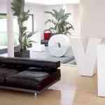 Decora tu hogar con letras 9