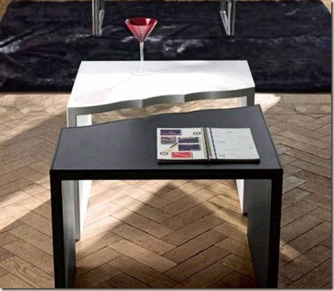 Mesas de diseño de John Nouanesing 2