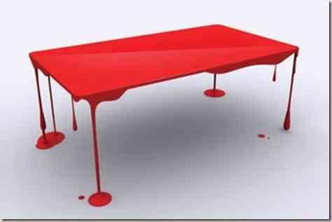 Mesas de diseño de John Nouanesing 4
