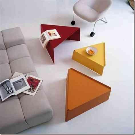 Mesas de diseño de John Nouanesing 3