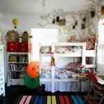 Más de 20 ideas para decorar dormitorios juveniles con literas 2