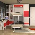 Más de 20 ideas para decorar dormitorios juveniles con literas 3