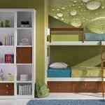 Más de 20 ideas para decorar dormitorios juveniles con literas 5