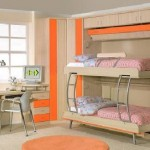 Más de 20 ideas para decorar dormitorios juveniles con literas 6